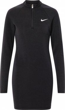 Nike Sportswear Šaty černá