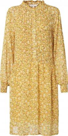 Part Two Košilové šaty \'Temple DR\' žlutá