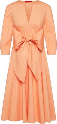 MAX&Co. Společenské šaty \'Dioniso\' červená / oranžová / bílá
