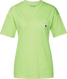 Carhartt WIP Tričko zelená