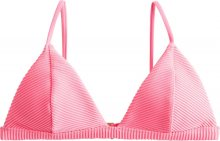 HOLLISTER Horní díl plavek pink