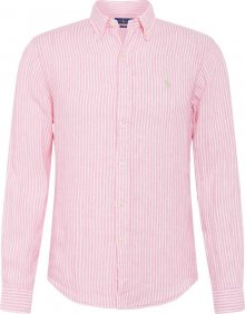 POLO RALPH LAUREN Košile růžová / bílá