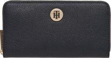 TOMMY HILFIGER Peněženka tmavě modrá