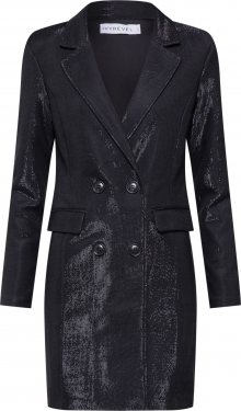 IVYREVEL Společenské šaty \'CHROME BLAZER\' černá