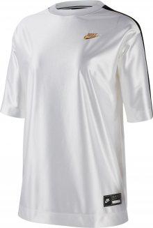 Nike Sportswear Tričko \'Dunk\' bílá