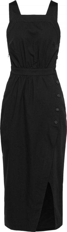 EDITED Letní šaty \'Sarina\' černá
