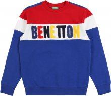 UNITED COLORS OF BENETTON Mikina mix barev