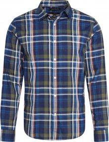 Banana Republic Košile \'SPRING PLAID\' námořnická modř / bílá / khaki