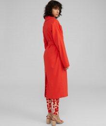 EDITED Přechodný kabát \'Santo\' červená