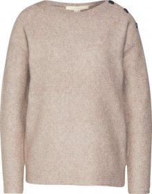 ESPRIT Svetr \'sweater struct\' béžová