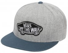 VANS Pánská kšiltovka MN Classic Patch Sna Heather Grey/St VN000TLSYMK1