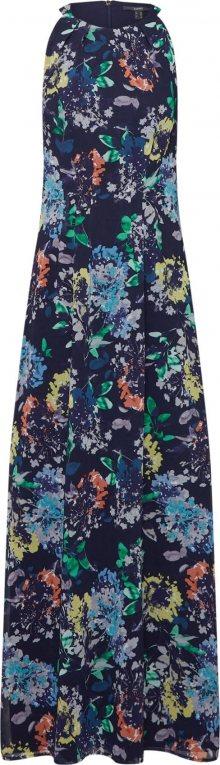 Esprit Collection Šaty \'Fluent P-Geroge Dresses light woven\' mix barev / námořnická modř