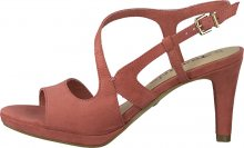 Tamaris Dámské sandále 1-1-28376-24-585 Pale Ruby 36