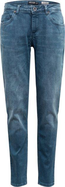 Cars Jeans Džíny \'THRONE\' modrá džínovina