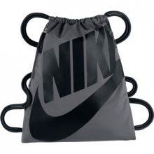 Nike Heritage Gymsack šedá Jednotná