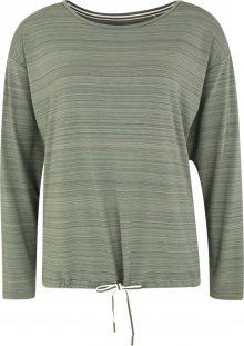 ESPRIT SPORTS Funkční tričko khaki