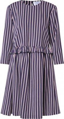 Libertine-Libertine Šaty \'CURL\' modrá / růžová
