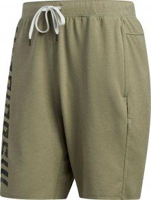 ADIDAS PERFORMANCE Sportovní kalhoty khaki