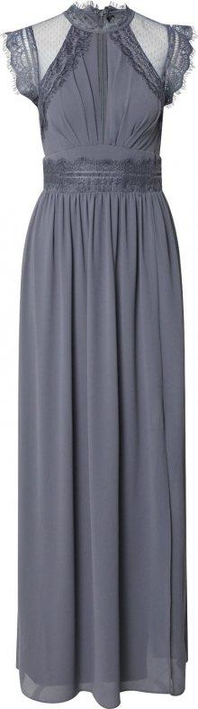 TFNC Společenské šaty \'VALETTA\' šedá
