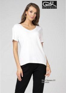 Gatta 42492S Shirt Serano dámská halenka S white