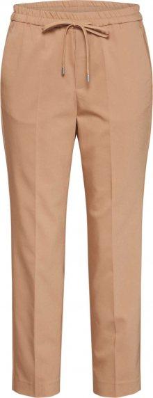 InWear Kalhoty s puky \'ZellaI\' okrová