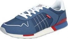 LEVI\'S Tenisky \'WEBB\' červená / námořnická modř / bílá