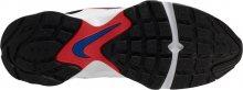 Nike Sportswear Tenisky \'Air Heights\' bílá / modrá / červená / černá