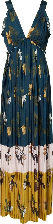 Ted Baker Společenské šaty \'Kaylare\' mix barev / tmavě modrá