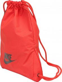 Nike Sportswear Sportovní vak \'Heritage 2.0\' červená