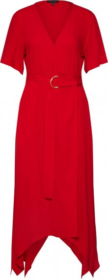 Banana Republic Společenské šaty červená