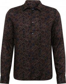 BURTON MENSWEAR LONDON Košile \'CASUAL\' černá