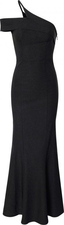 Chi Chi London Společenské šaty černá