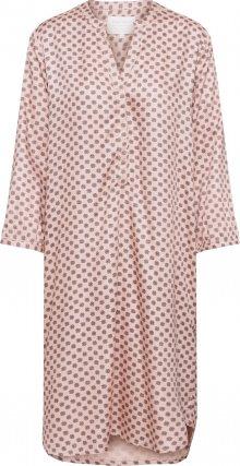 Part Two Košilové šaty \'Calla\' šedá / růžová