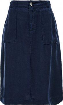 s.Oliver Dámská sukně 14.003.78.6700.5835 Dark steel blue 34