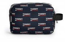 Tommy Hilfiger modrá kosmetická taška TJM Cool City Washbag NYL PNT