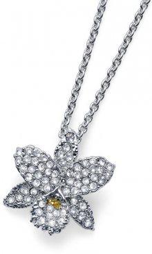 Oliver Weber Překrásný náhrdelník Orchid 11907