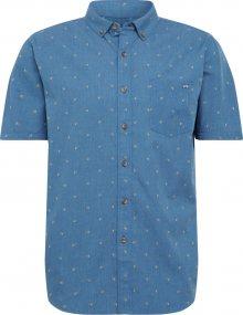 BILLABONG Košile \'ALL DAY JACQUARD\' modrá