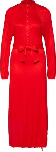 EDITED Košilové šaty \'Livyn\' červená