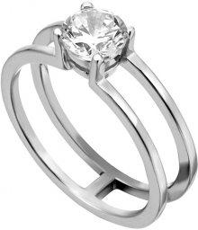 Esprit Stříbrný prsten se zirkonem ESRG0010111 54 mm