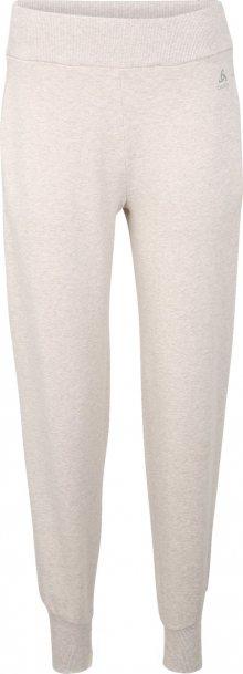 ODLO Sportovní kalhoty \'ALMA NATURAL\' stříbrně šedá