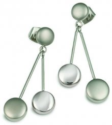 Boccia Titanium Originální titanové náušnice 0568-01