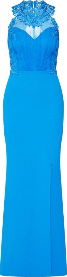 Lipsy Společenské šaty \'HERITAGE\' modrá