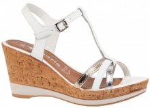 Tamaris Dámské sandále 1-1-28347-24-197 White Comb 36