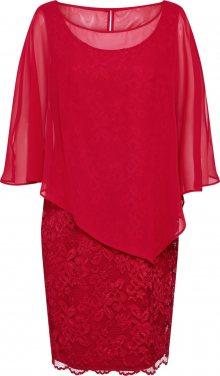 Vera Mont Společenské šaty červená