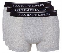 Boxerky 3 ks Polo Ralph Lauren | Šedá | Pánské | S