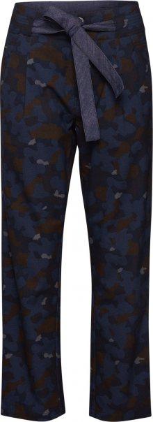 G-Star RAW Chino kalhoty \'Chisel\' modrá / šedá