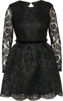 Review Koktejlové šaty \'FANCY LACE\' černá