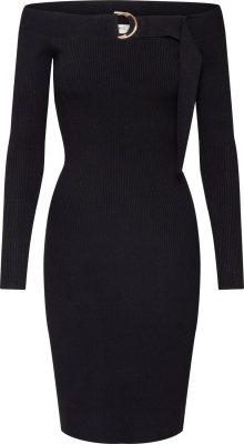 4th & Reckless Společenské šaty \'PENELOPE\' černá