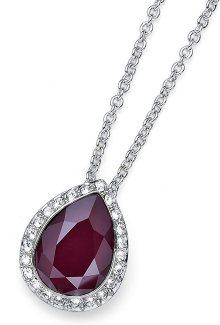 Oliver Weber Dámský náhrdelník Kingly 11803 RED