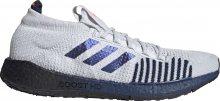 ADIDAS PERFORMANCE Běžecká obuv bílá / tmavě modrá